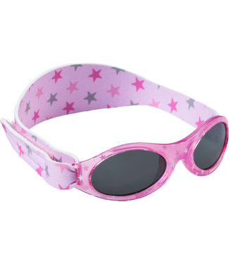 BANZ Zonnebril Pink Star 0-2