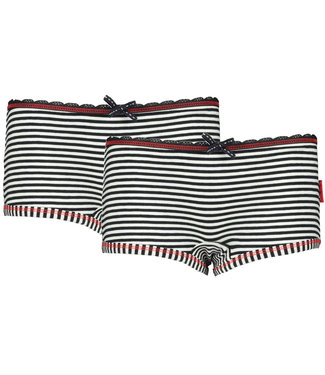Claesen's Hipster briefs Navy Stripes, 2-pack