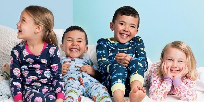 Het wordt koud: Tijd voor winter pyjama's!