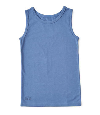 Little Label Sleeveless vest Faded Blue