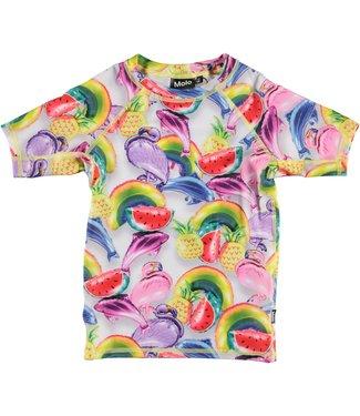 Molo kinderkleding Swim shirt Neptune Balloons