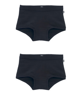 Woody Cut briefs Black 2-pack