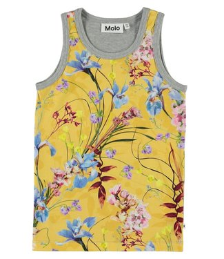 Molo Sleeveless vest Joshlyn Art of Flowers