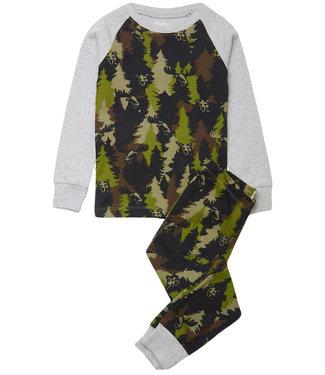 Hatley Schlafanzug Forrest Camo