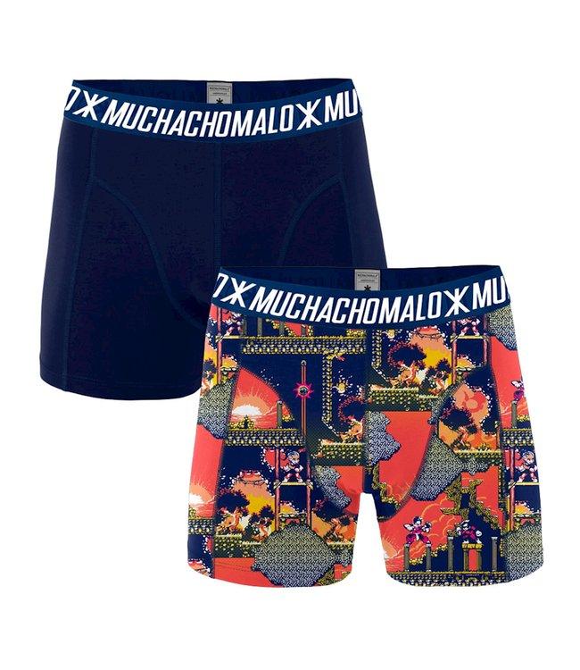 Muchachomalo Boxer trunks Super Nintendo 2-pack
