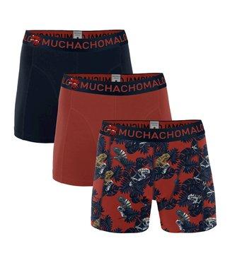 Muchachomalo Boxershorts Chameleon 3er Pack