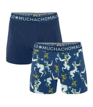 Muchachomalo Boxer shorts bamboo Pompeii 2-pack