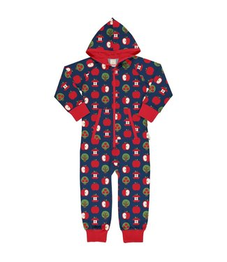 Maxomorra Jumpsuit Apple