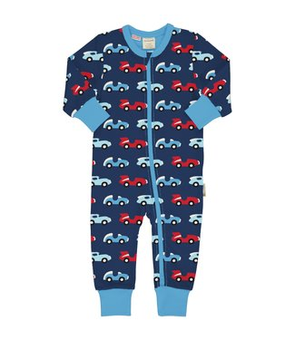 Maxomorra Baby-Jumpsuit Race