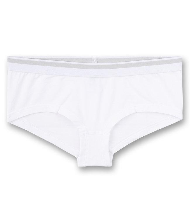 Sanetta Cut briefs Basic White