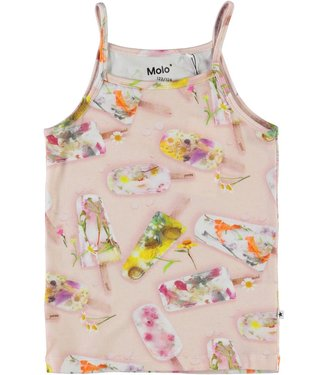 Molo kinderkleding Unterhemd Janice Ice Lollies