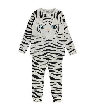 Molo kinderkleding Pyjama Linni Night Tiger