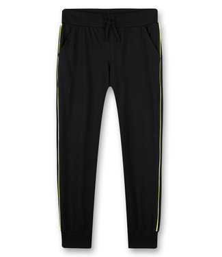 Sanetta Pyjama pants Black