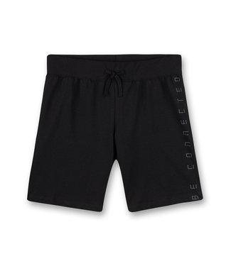 Sanetta Pyjama broek short Black