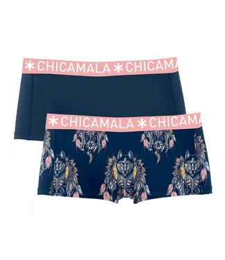 Chicamala Shortje Husky 2-pack