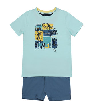 Charlie Choe Pyjama shorty Jungle Life