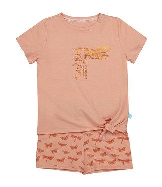 Charlie Choe Pyjama shorty Time Flies