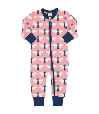 Maxomorra Baby one piece suit Dragonfly