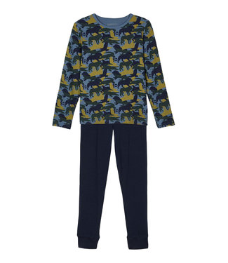 Name it Pyjama Animals China Blue