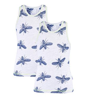 Claesen's Unterhemd Flies 2er-Pack