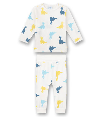 Sanetta Baby pajamas Dinos
