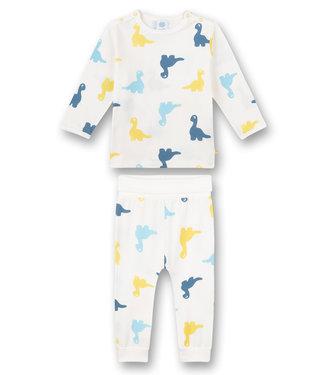 Sanetta Baby-Schlafanzug Dinoparty