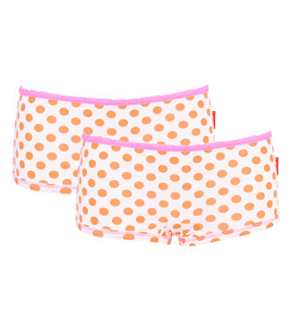 Claesen's Hüftslip Orange Dots 2er Pack