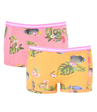 Claesen's Cut briefs Tropical Fish 2-pack