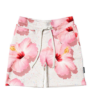 SNURK Shorts Pink Hawaii