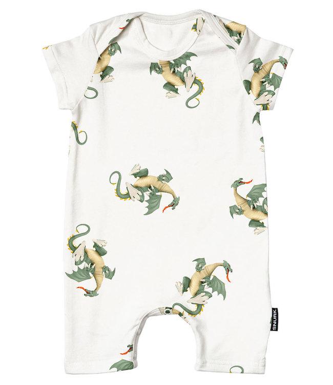 SNURK Jumpsuit baby Dragon
