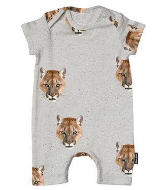 SNURK Playsuit baby Puma