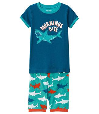 Hatley Pyjama set shorts Mornings Bite