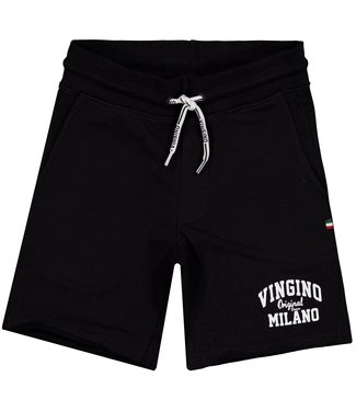 Vingino Sweat short Deep Black