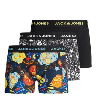Jack & Jones Boxershort Sugar Skull 3-pack