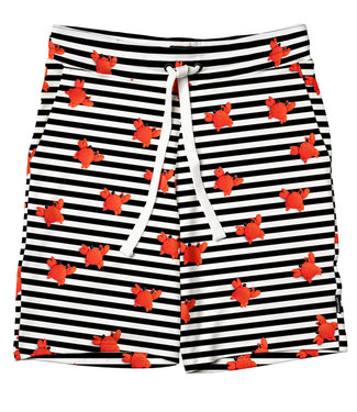 SNURK Shorts heren Clay Crab