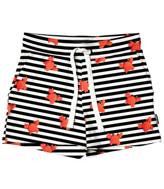 SNURK Shorts women Clay Crab
