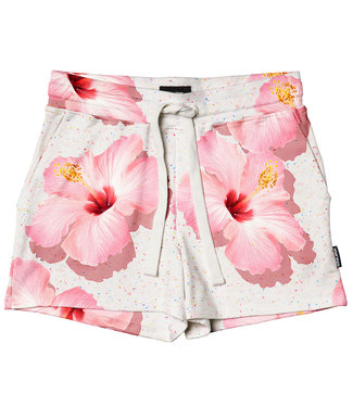 SNURK Shorts dames Pink Hawaii