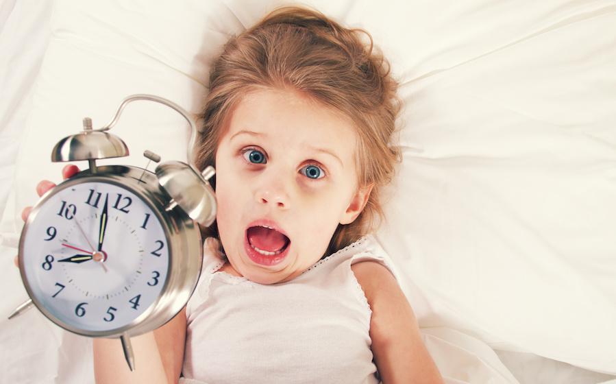 Slapen deel 2: Een passend slaapschema voor je kind