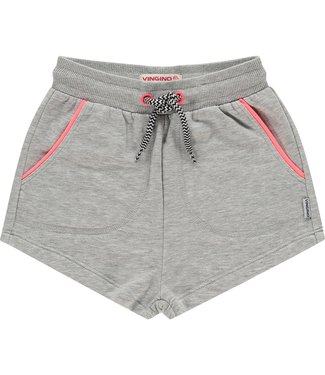 Vingino Sweat shorts Ranieke Light Grey