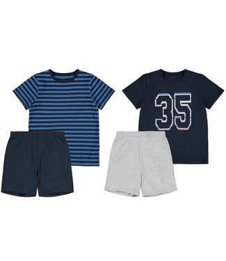 Name it Pyjama Numbers 2-pack