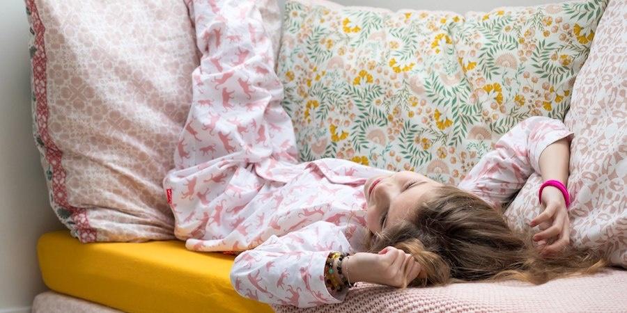 Mooie kinderpyjama's : zomerse toppers om in te slapen