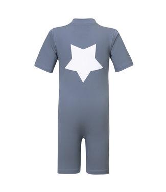 Petit Crabe Schwimmanzug UV50+ Noe Star Midnight Fog