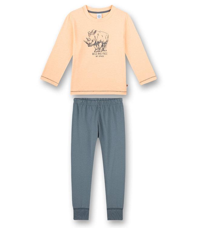 Sanetta Pajamas Rhino