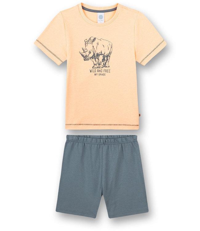 Sanetta Pajamas with short Rhino