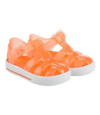 Igor Wasser Schuhe Orange NEW