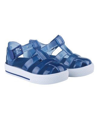 Igor Wasser Schuhe Navy NEW