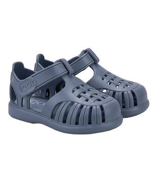 Igor Wasser Schuhe Tobby Azul