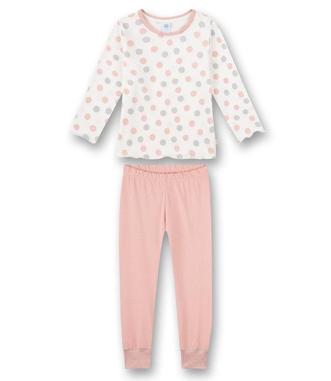 Sanetta Pyjama set Multidots Pink