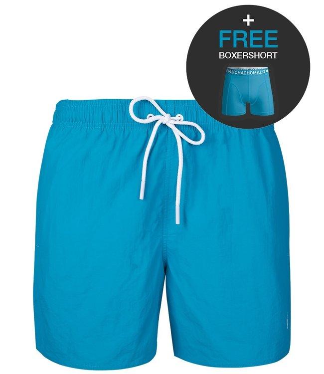 Muchachomalo Swim shorts Turquoise