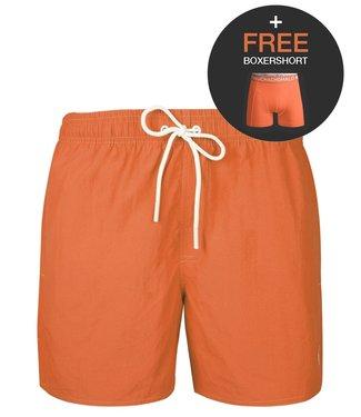 Muchachomalo Swim shorts Papaya